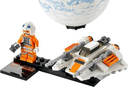 lego tie bomber et snowspeeder galaxie construire insert coin. Black Bedroom Furniture Sets. Home Design Ideas