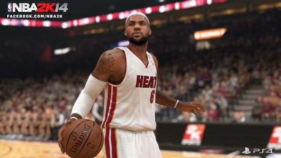 2K NBA 2K14 LeBron_Screenshot_NextGen_PS4