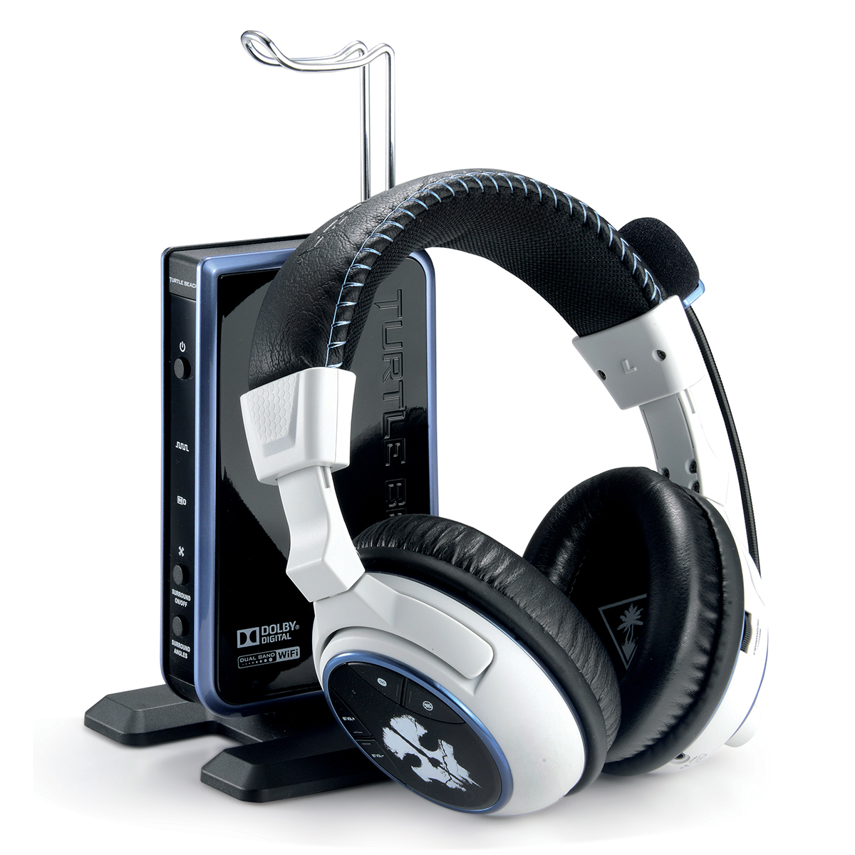 turtle beach pr sente les casques cod ghosts insert coin. Black Bedroom Furniture Sets. Home Design Ideas