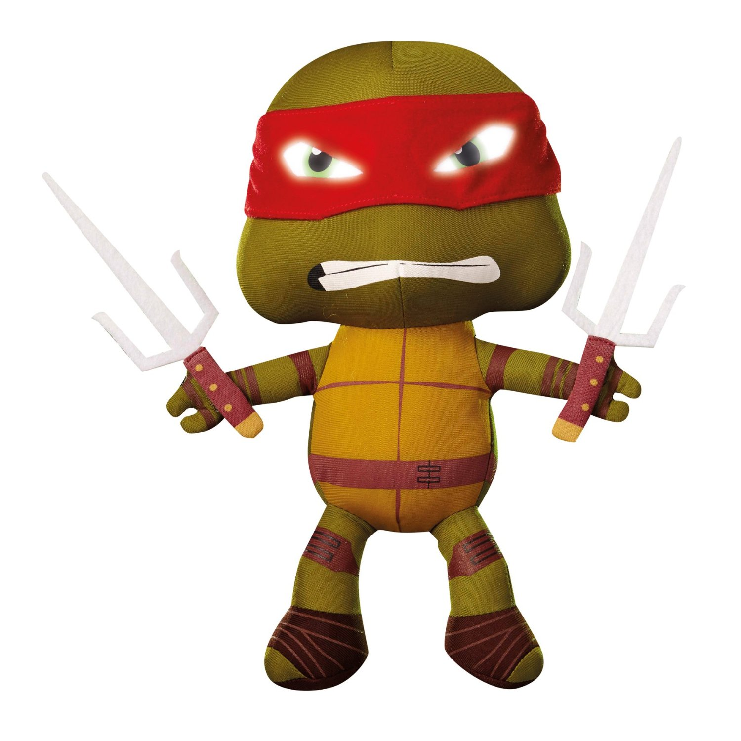 Tortues ninja go glow pal test insert coin for Repere des tortue ninja