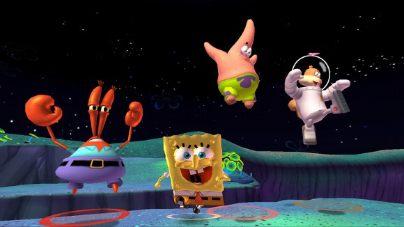 SpongeBob PRR_Screenshot_Launch_1