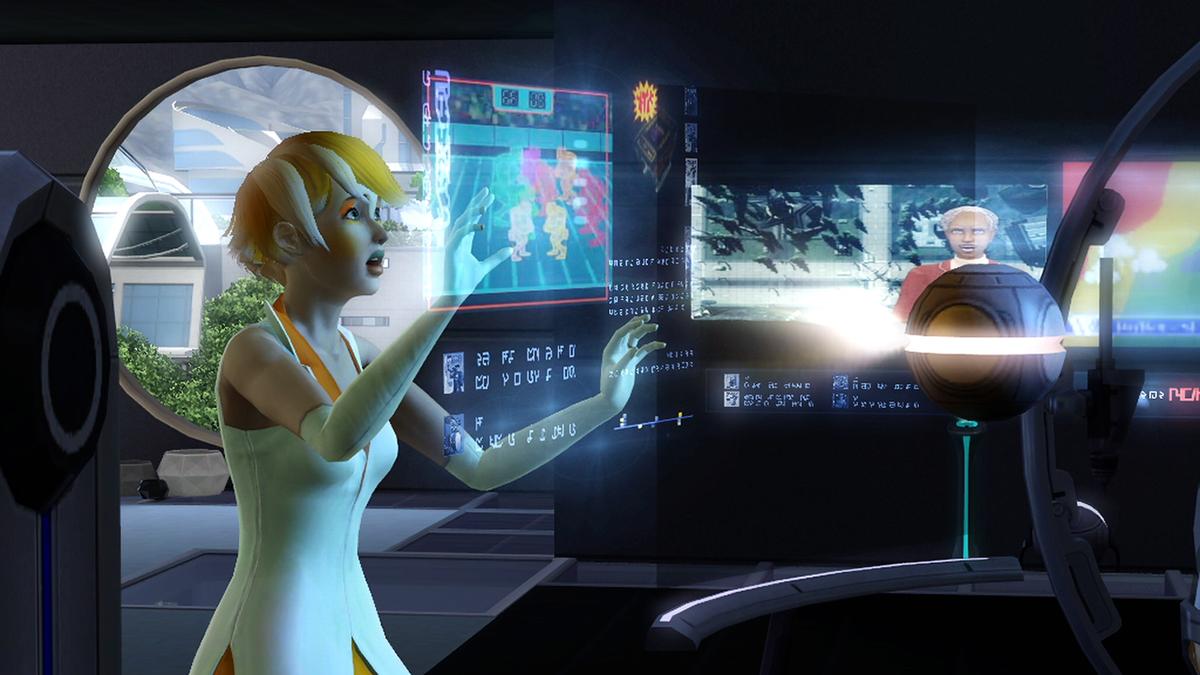 Sims 3 rencontre en ligne