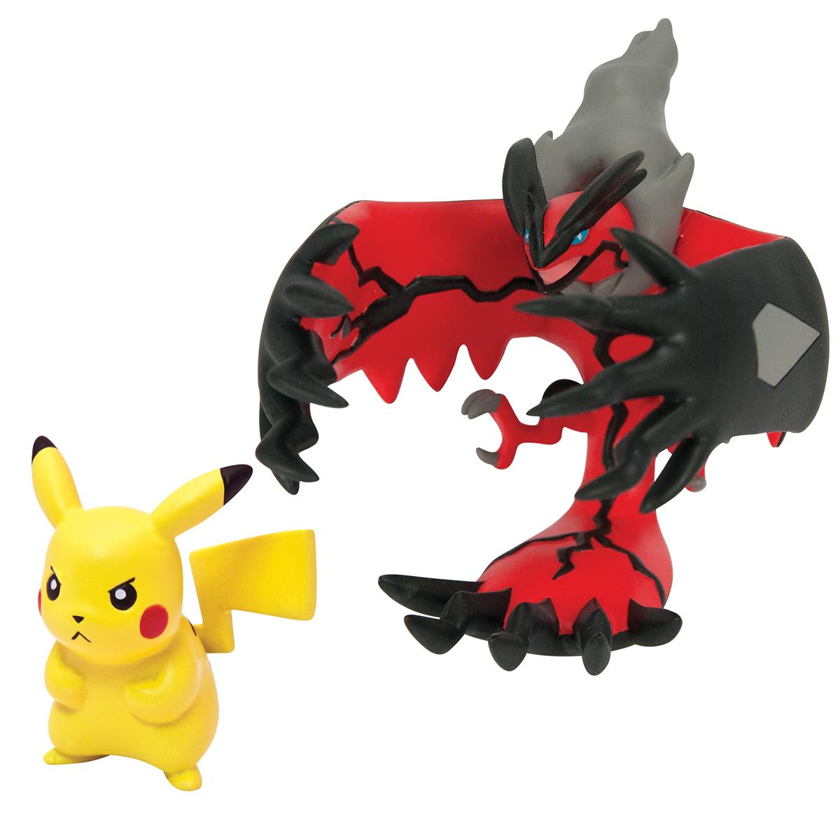 Les jouets pokemon x et y arrivent insert coin - Pokemon x et y legendaire ...