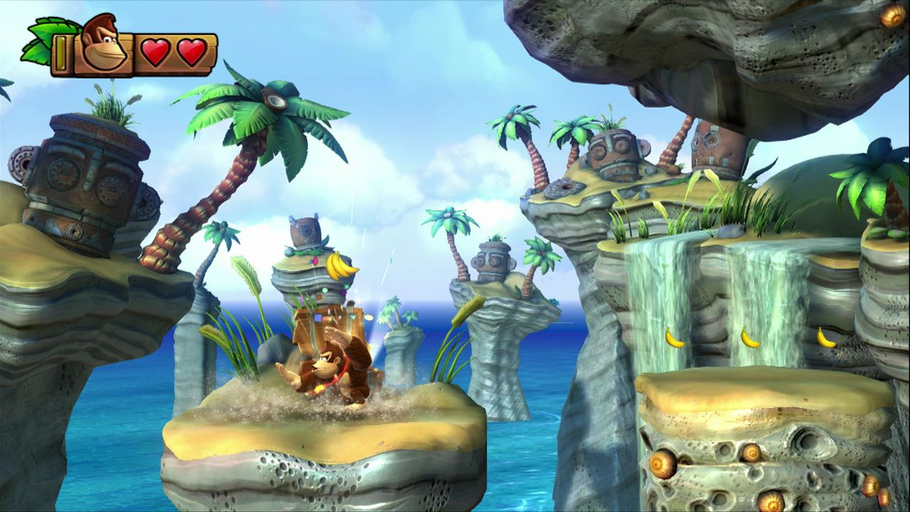 DONKEY KONG COUNTRY TROPICAL FREEZE - Test Wii U | Insert Coin