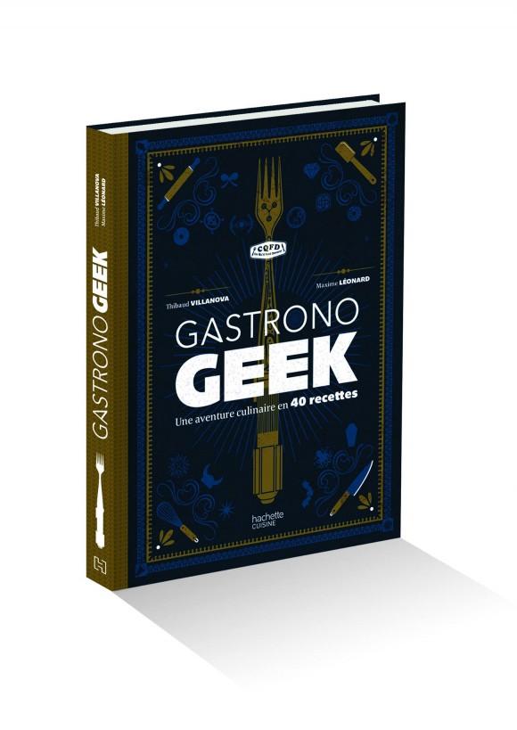 Couverture Gastronogeek (non définitive)