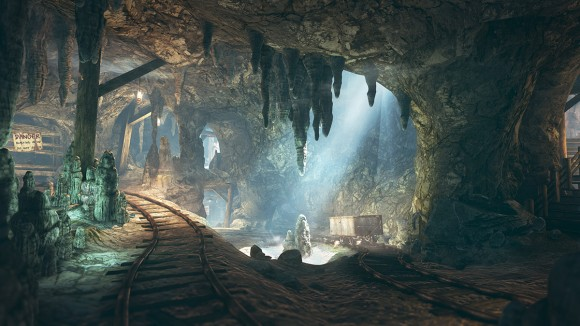 COD Ghosts Nemesis_Goldrush Environment 2