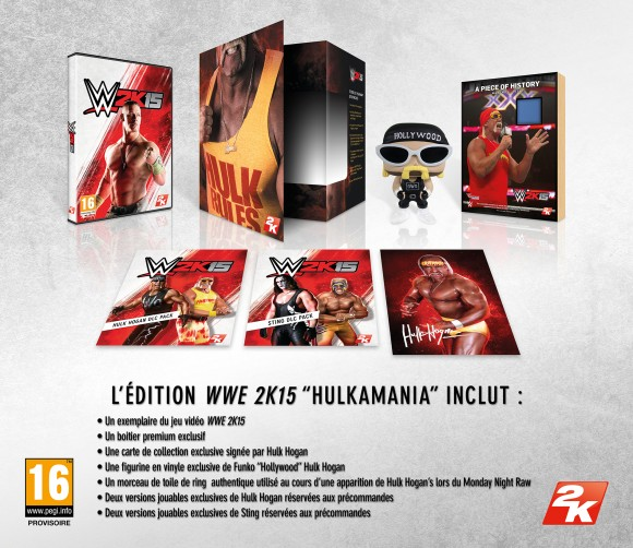 WWE+2K15+Hulkmania+Edition+Includes+FRE