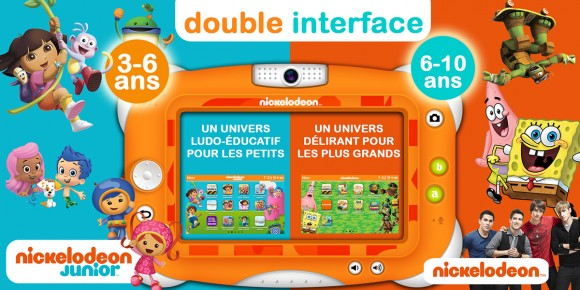 Double-interface