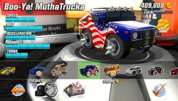Table Top Racing PS Vita screenshot (4)