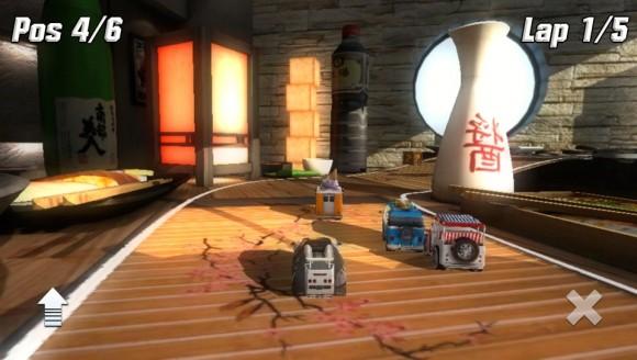 Table Top Racing PS Vita screenshot (5)