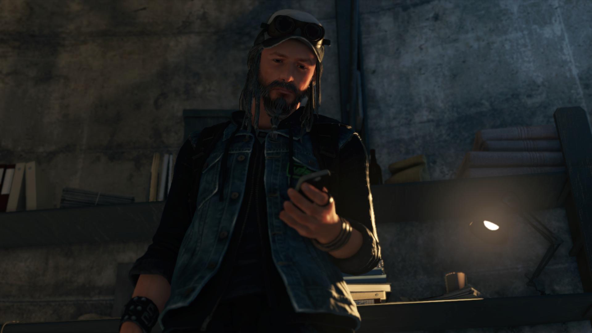 "WATCH_DOGS ""BAD BONE"" - Test PS4"
