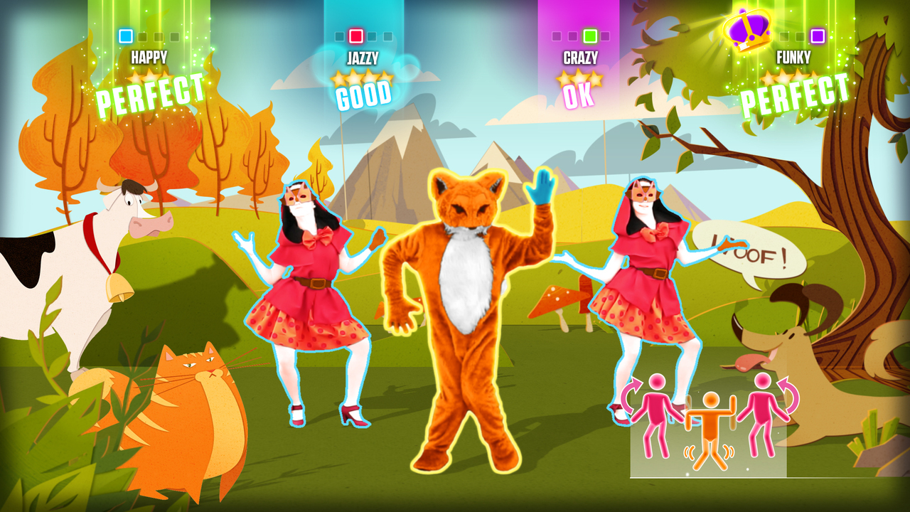how to play just dance on xbox 1