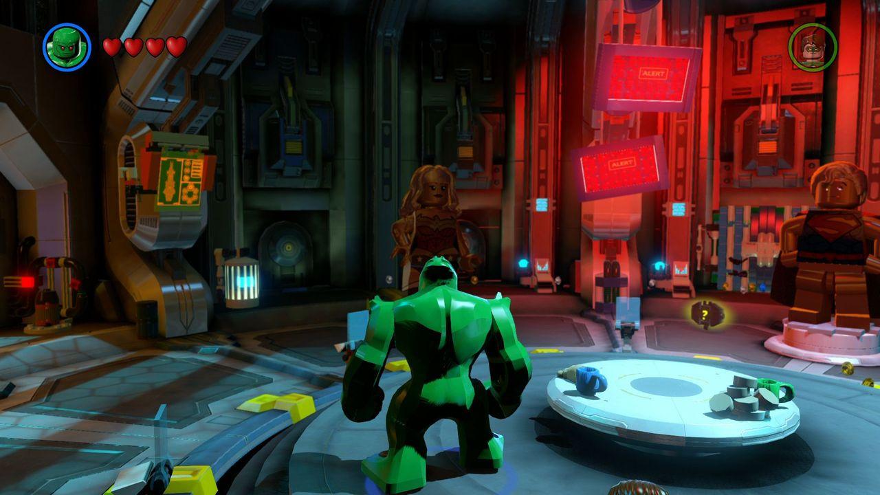 LEGO BATMAN 3 - Test Xbox One   Insert Coin