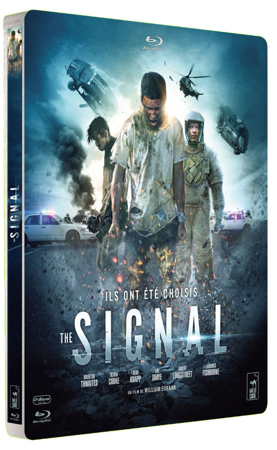 THE SIGNAL-Steelbook