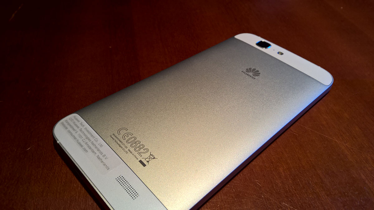 Huawei ascend g7 4g argent test