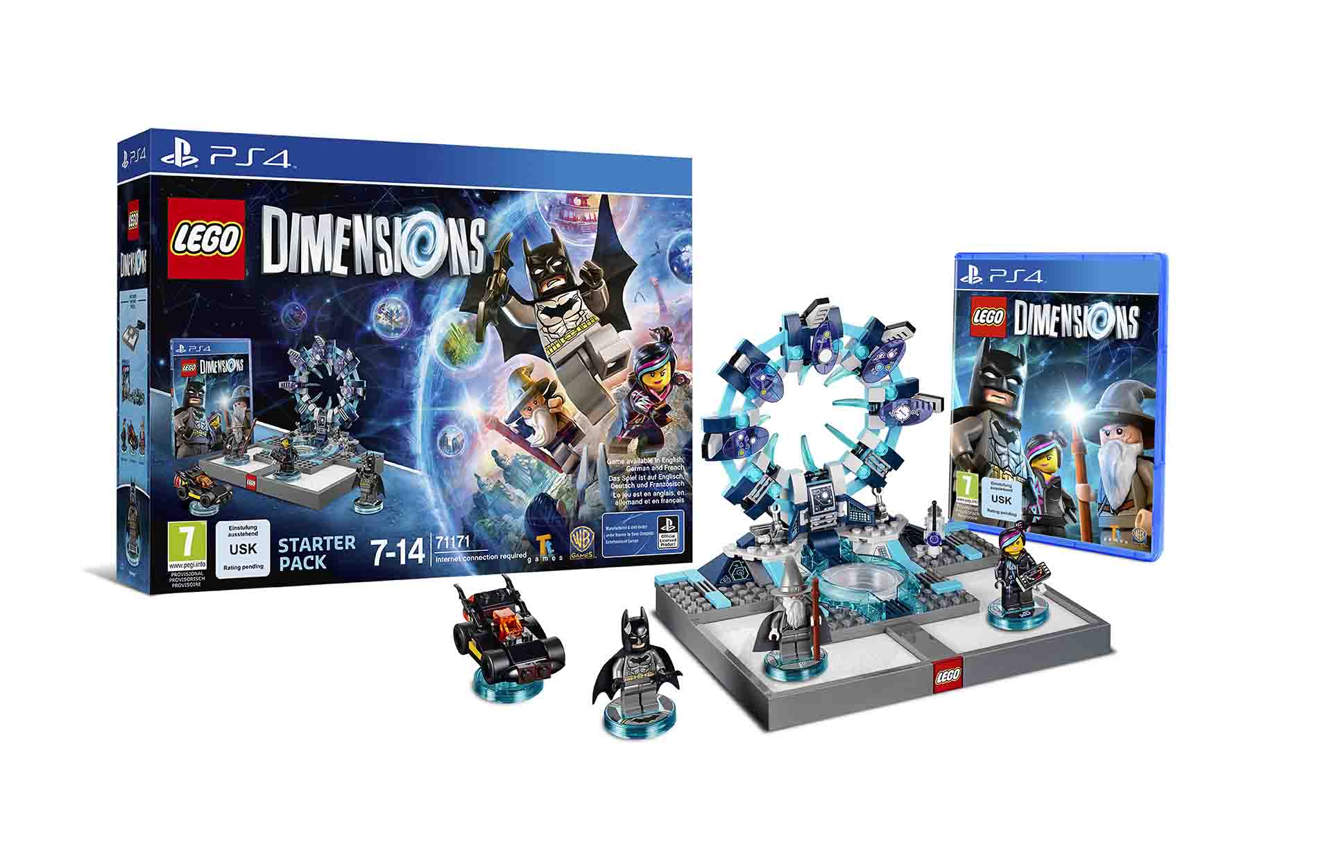 lego dimensions annonc insert coin. Black Bedroom Furniture Sets. Home Design Ideas
