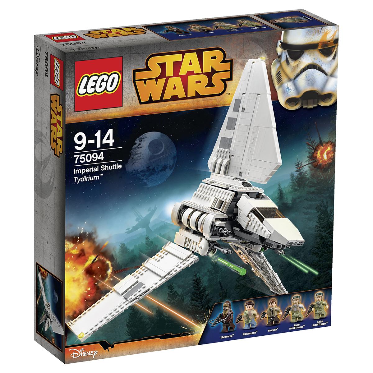 Lego star wars nouveaut s de juin insert coin - Vaisseau de dark vador ...