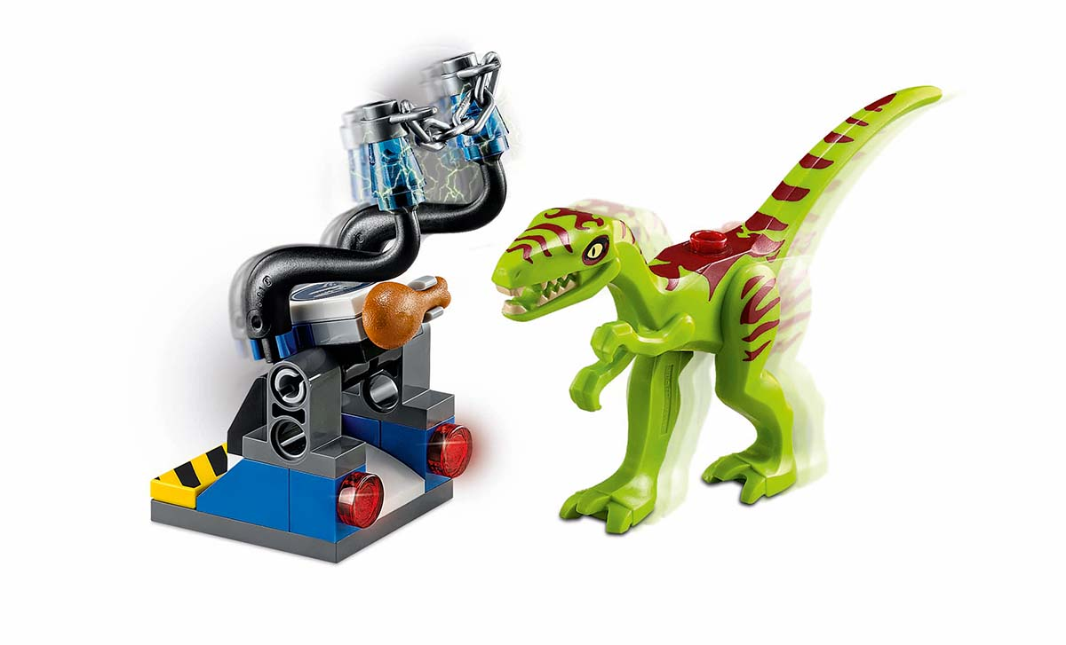 Lego jurassic world nouveau trailer insert coin - Jeux lego dino ...