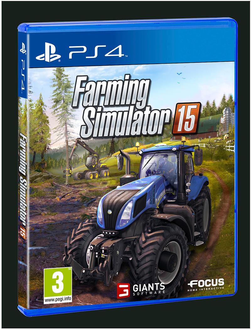 farming simulator 15 en approche insert coin. Black Bedroom Furniture Sets. Home Design Ideas