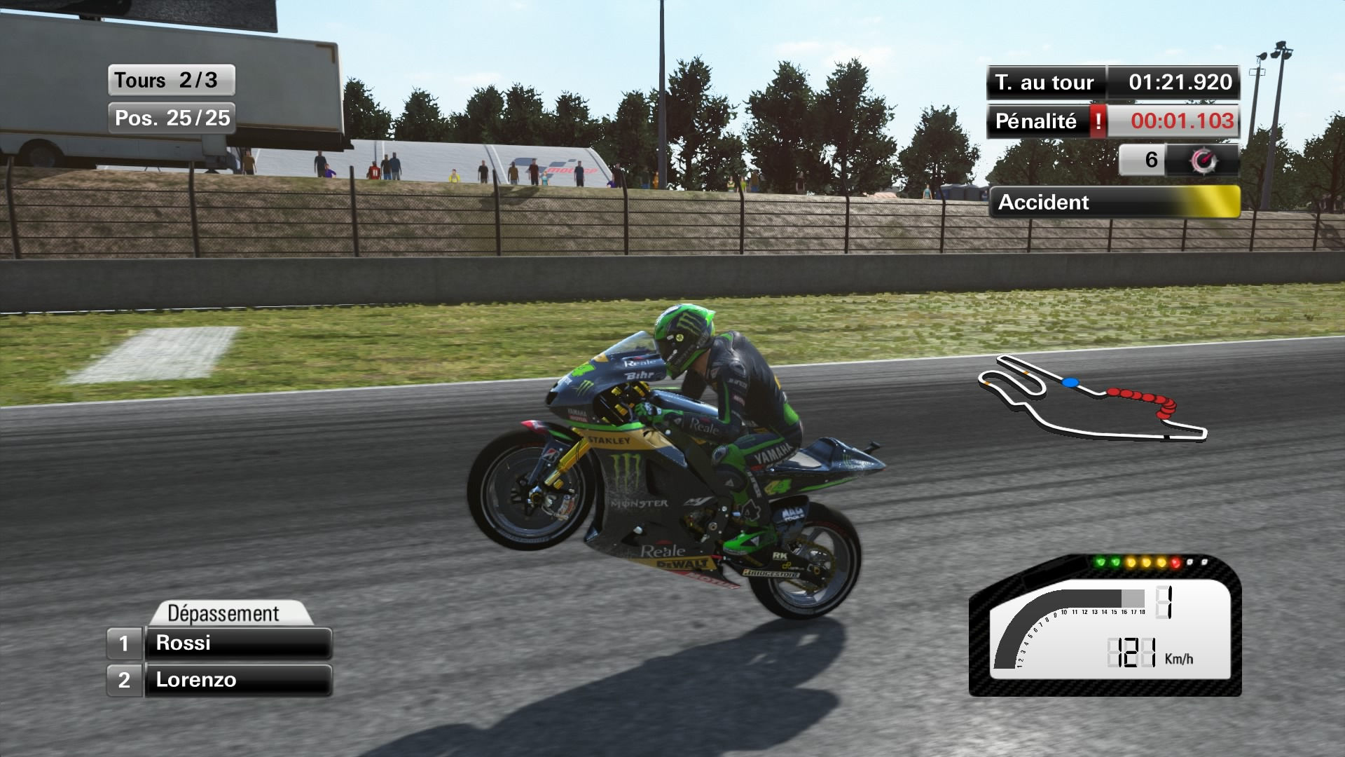 MOTO GP 15 - Test PlayStation 4 | Insert Coin