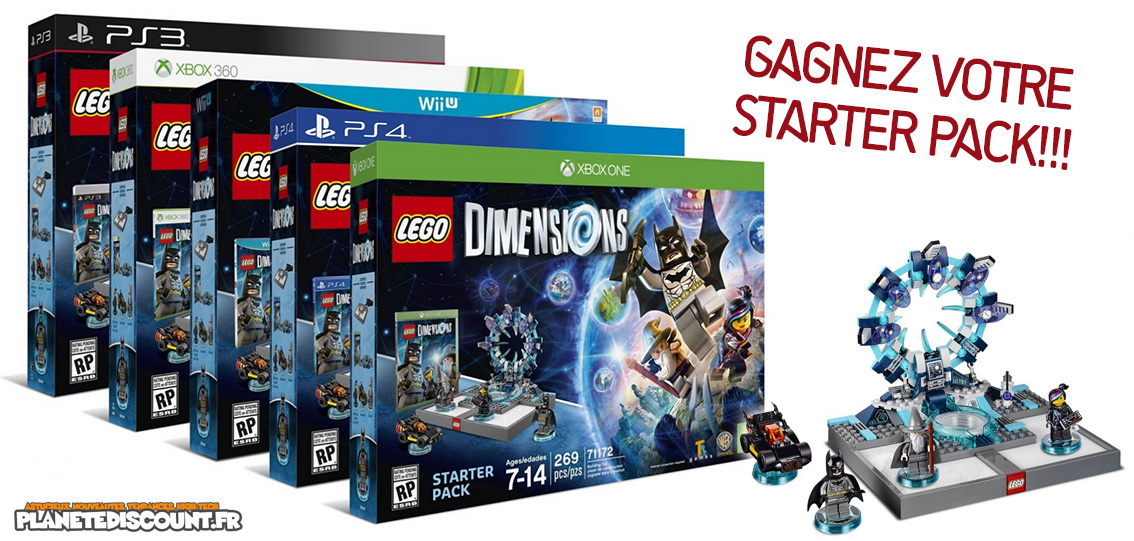 concours lego dimensions insert coin. Black Bedroom Furniture Sets. Home Design Ideas