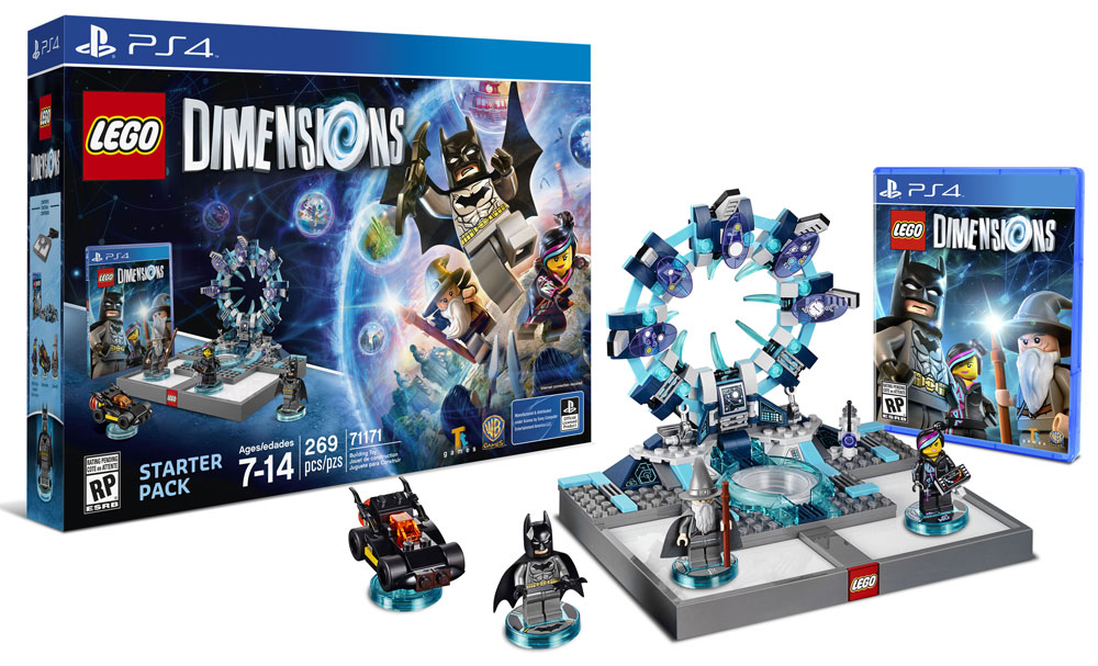 Lego Dimensions Test Ps4 Insert Coin