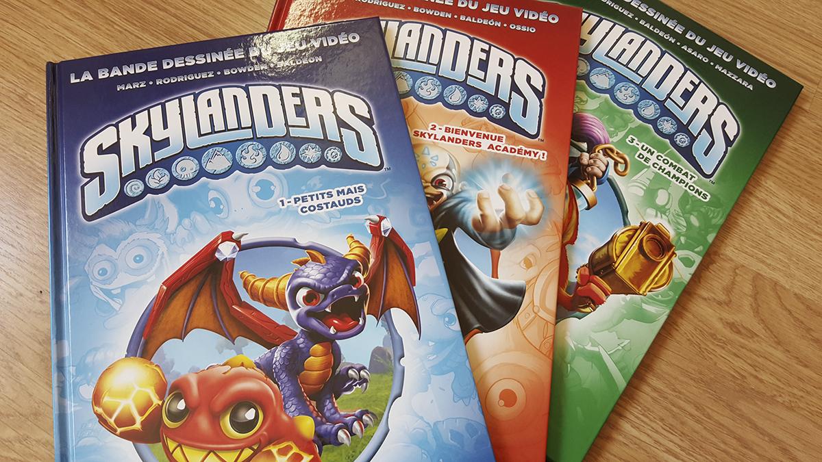 Skylanders la bd insert coin - Jeux gratuits de skylanders ...