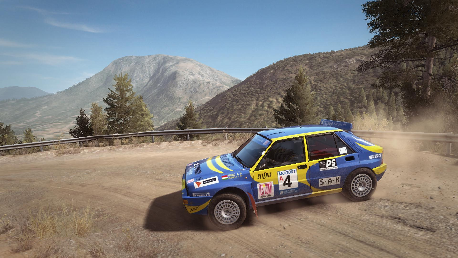 dirt rally test xbox one insert coin. Black Bedroom Furniture Sets. Home Design Ideas