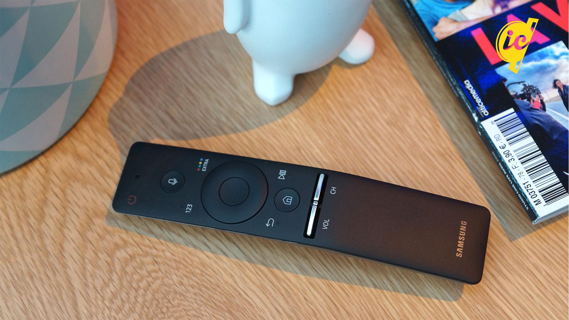 samsung et canal pr sentent la smart tv insert coin. Black Bedroom Furniture Sets. Home Design Ideas