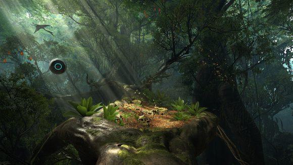 Robinson_TheJourney_Gamescom_Screenshot_Glade