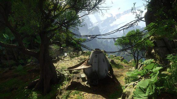 Robinson_TheJourney_Gamescom_Screenshot_PodArea
