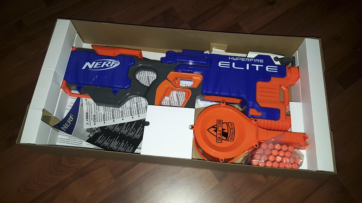 Nerf Nerf TestInsert Hyperfire Coin TestInsert Hyperfire Elite Elite k80OnwPX