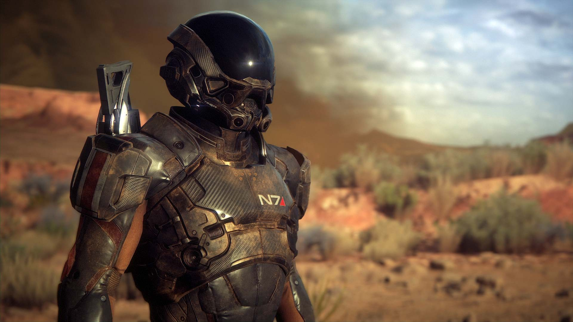 Alexandre Astier (Kaamelott) doublera un personnage dans le jeu — Mass Effect Andromeda