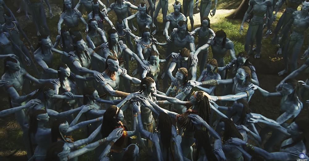 Ubisoft annonce un nouveau jeu Avatar !