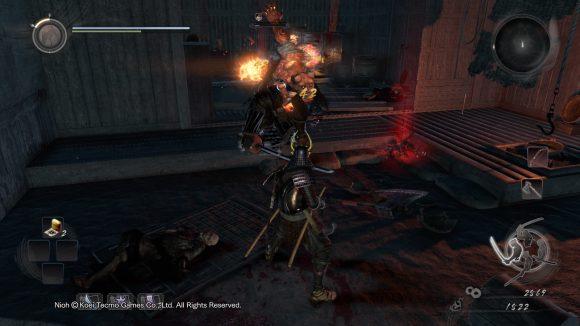 NIOH - Test PS4