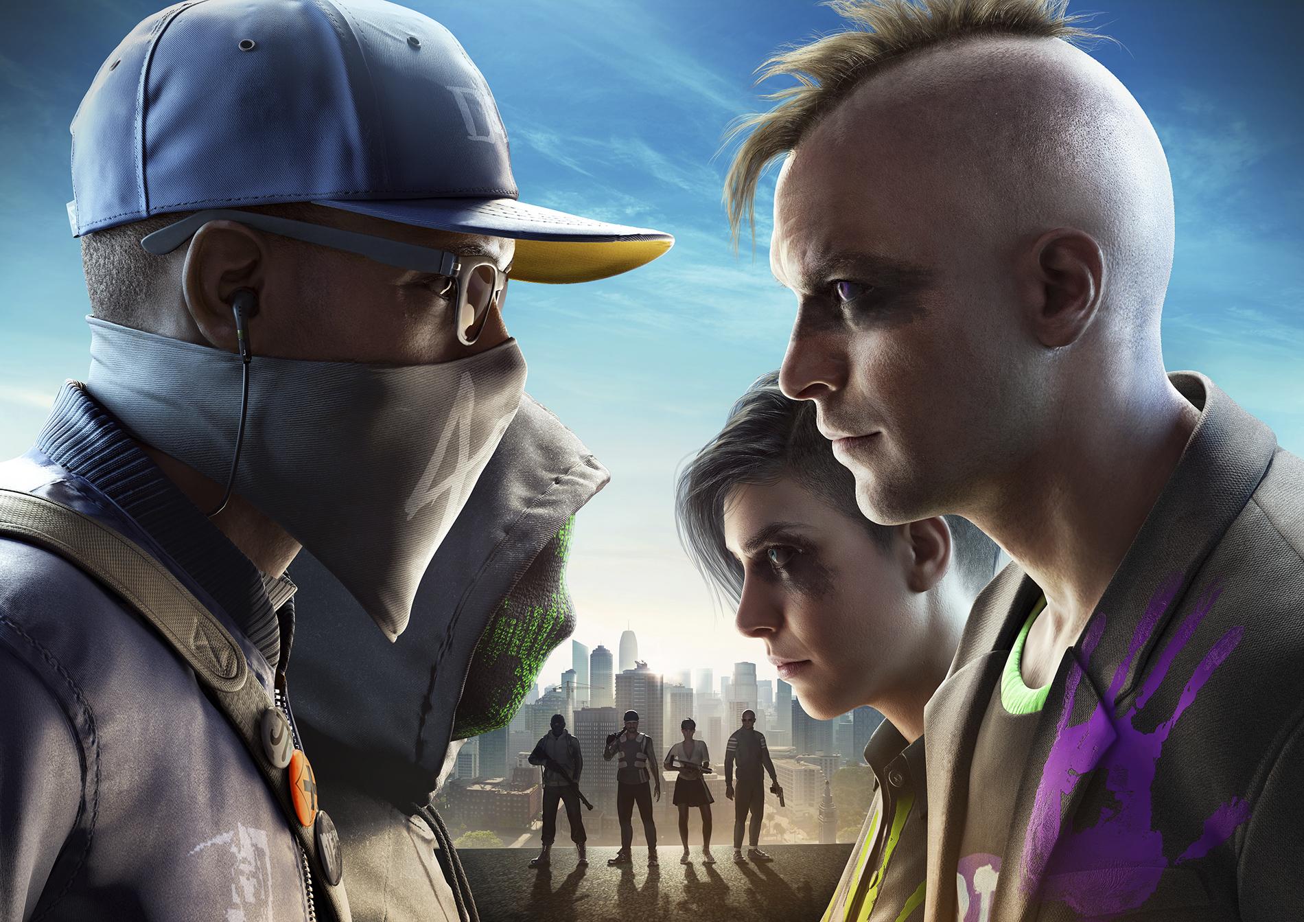 Watch Dogs 2 : le contenu additionel Sans Compromis arrive sur PS4