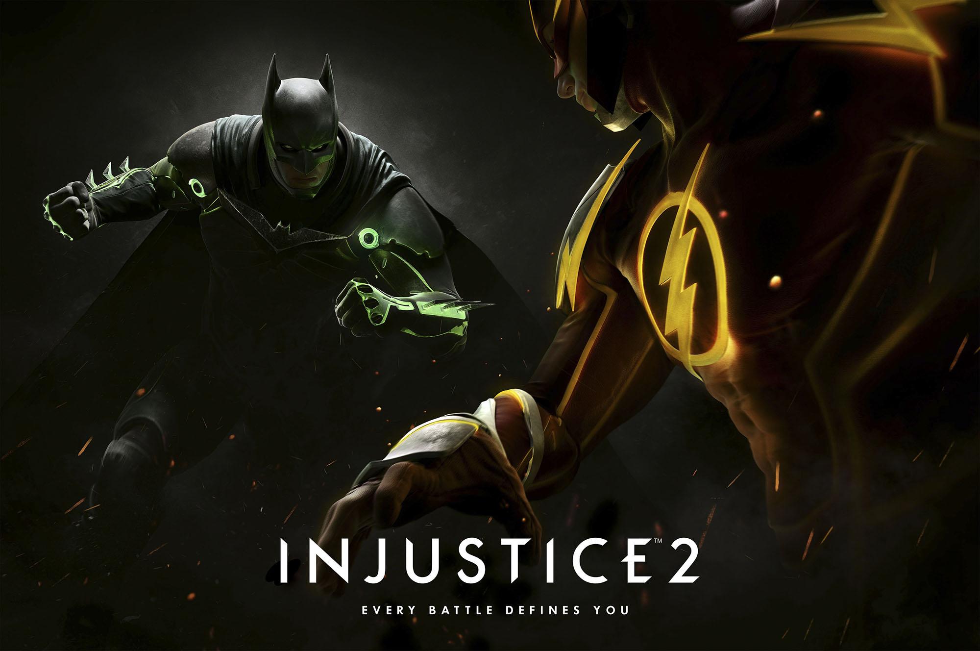 Injustice 2 dévoile ses premiers persos en DLC