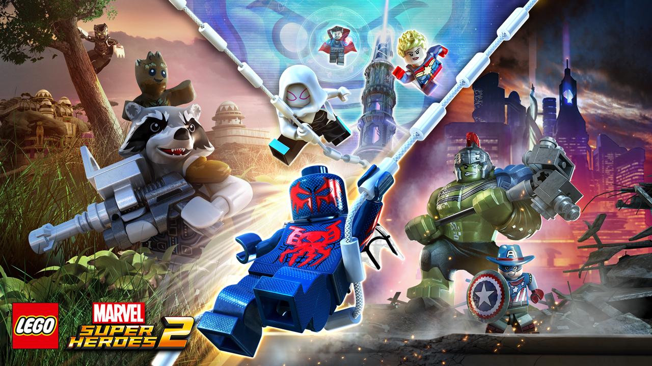 TT Games dévoile le premier trailer de LEGO Marvel Super Heroes 2