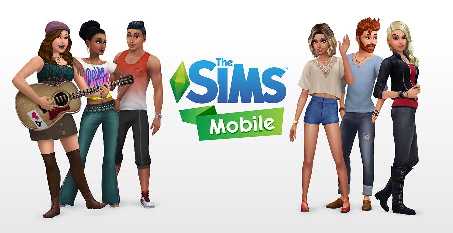 Les Sims arrivent sur iOS et Android