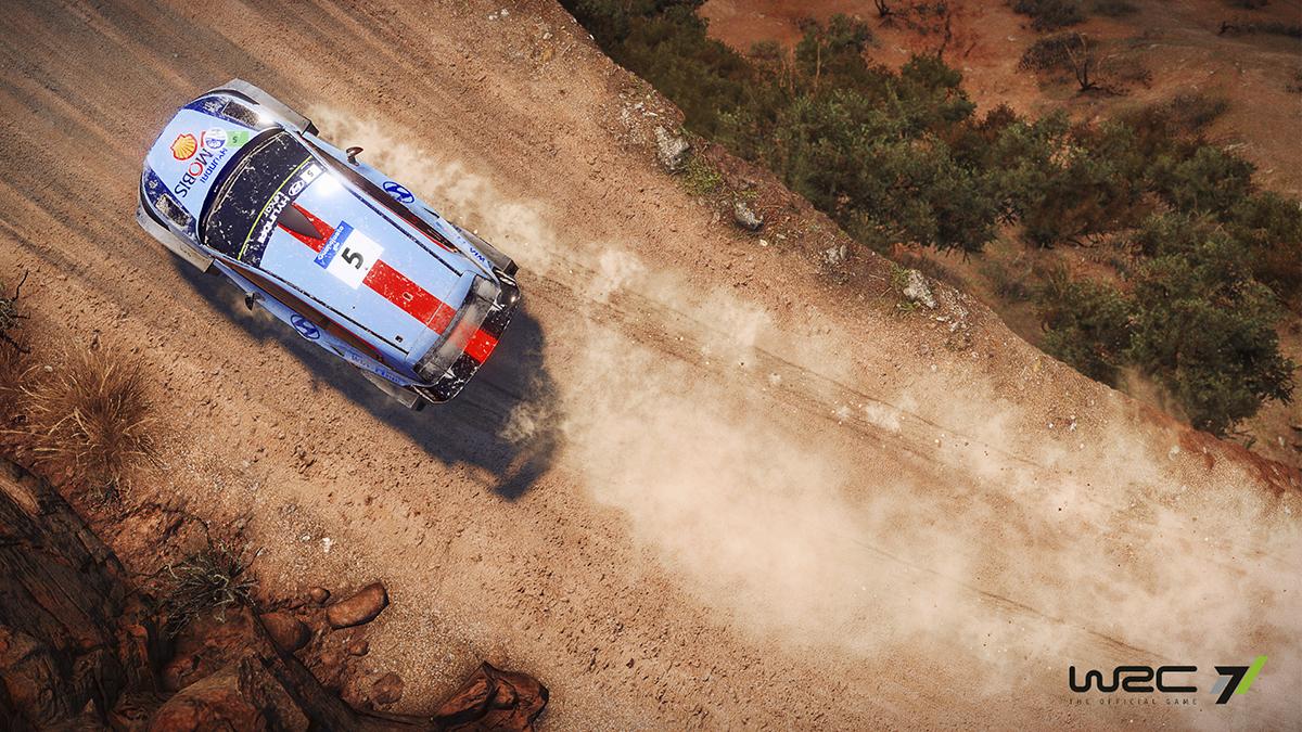 BIGBEN INTERACTIVE et le studio Kylotonn annoncent WRC 7