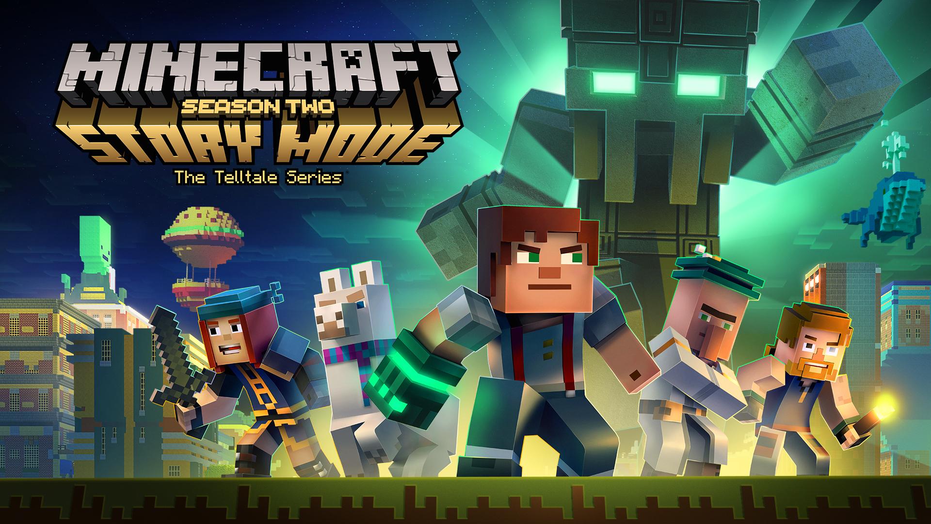 Minecraft : Story Mode s'offre une deuxième saison
