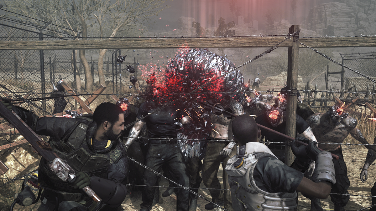 E3 2017 : Metal Gear Survive repoussé à 2018