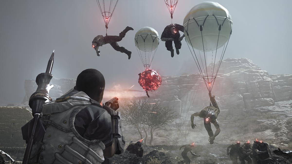 Metal Gear Survive repoussé à 2018