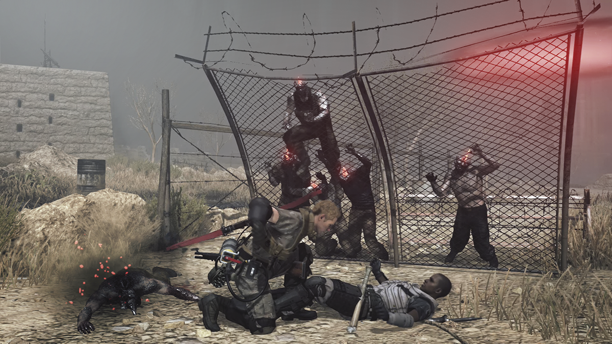 E3 2017 : Metal Gear Survive repoussé à 2018
