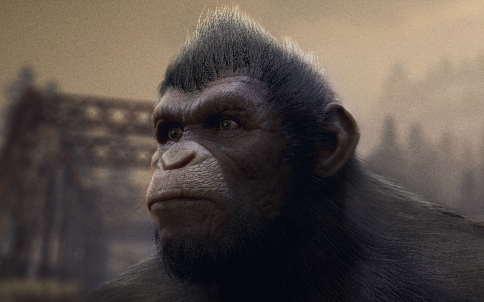 Planet of the Apes: Last Frontier (PS4, XBOX, PC)