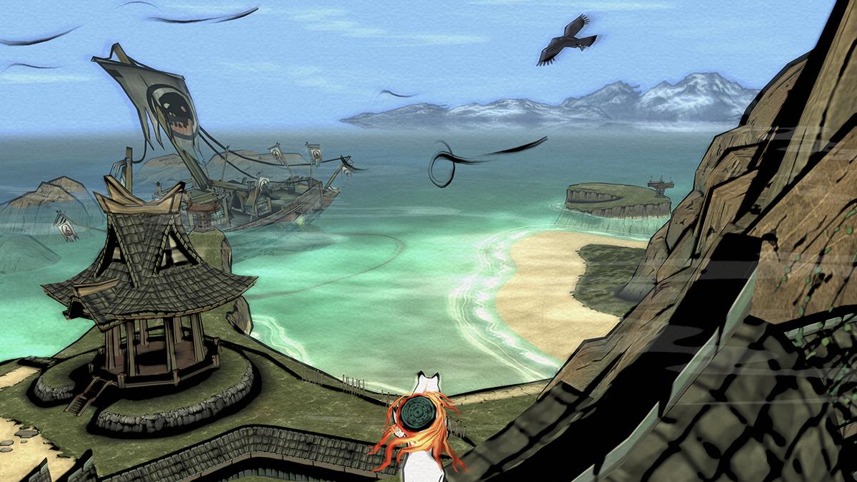 Okami revient en HD sur PS4, Xbox One et PC