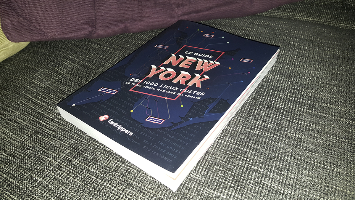 Le Guide NEW YORK pour les geeks | Insert Coin
