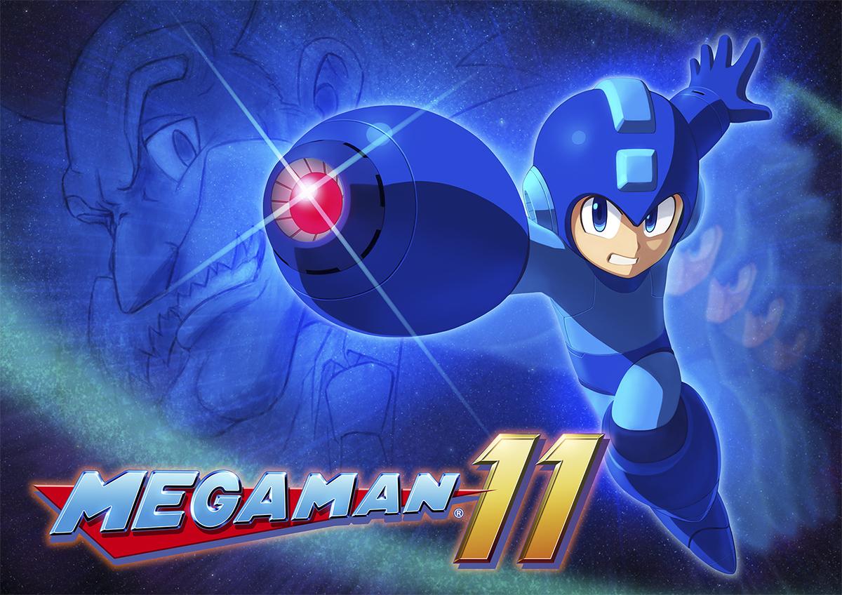 Capcom annonce Mega Man 11 pour 2018