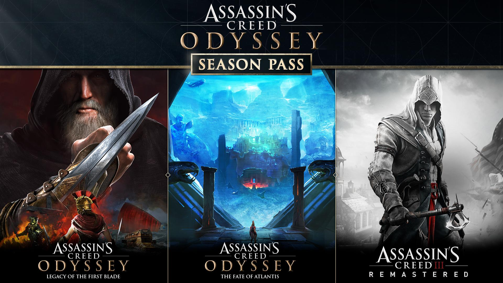 Assassin s creed odyssey gros contenu post lancement insert coin