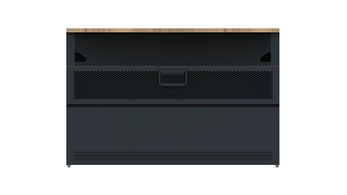 Meuble Tv Pour Coin geeko - le meuble tv pour gamers | insert coin